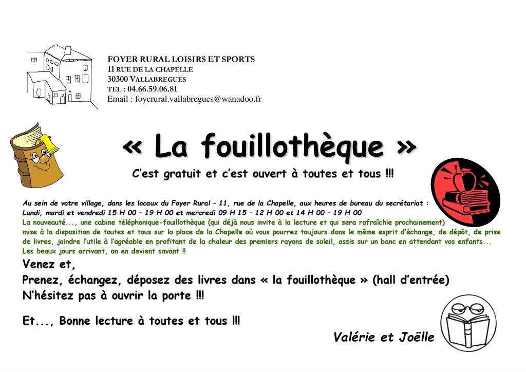 FOUILLOTHEQUE AU FOYER -page-001