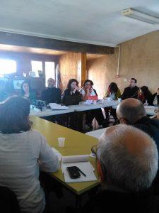 Rencontre des EVS - Le 30 Mars 2017 - Asso Loquinquet /Monoblet