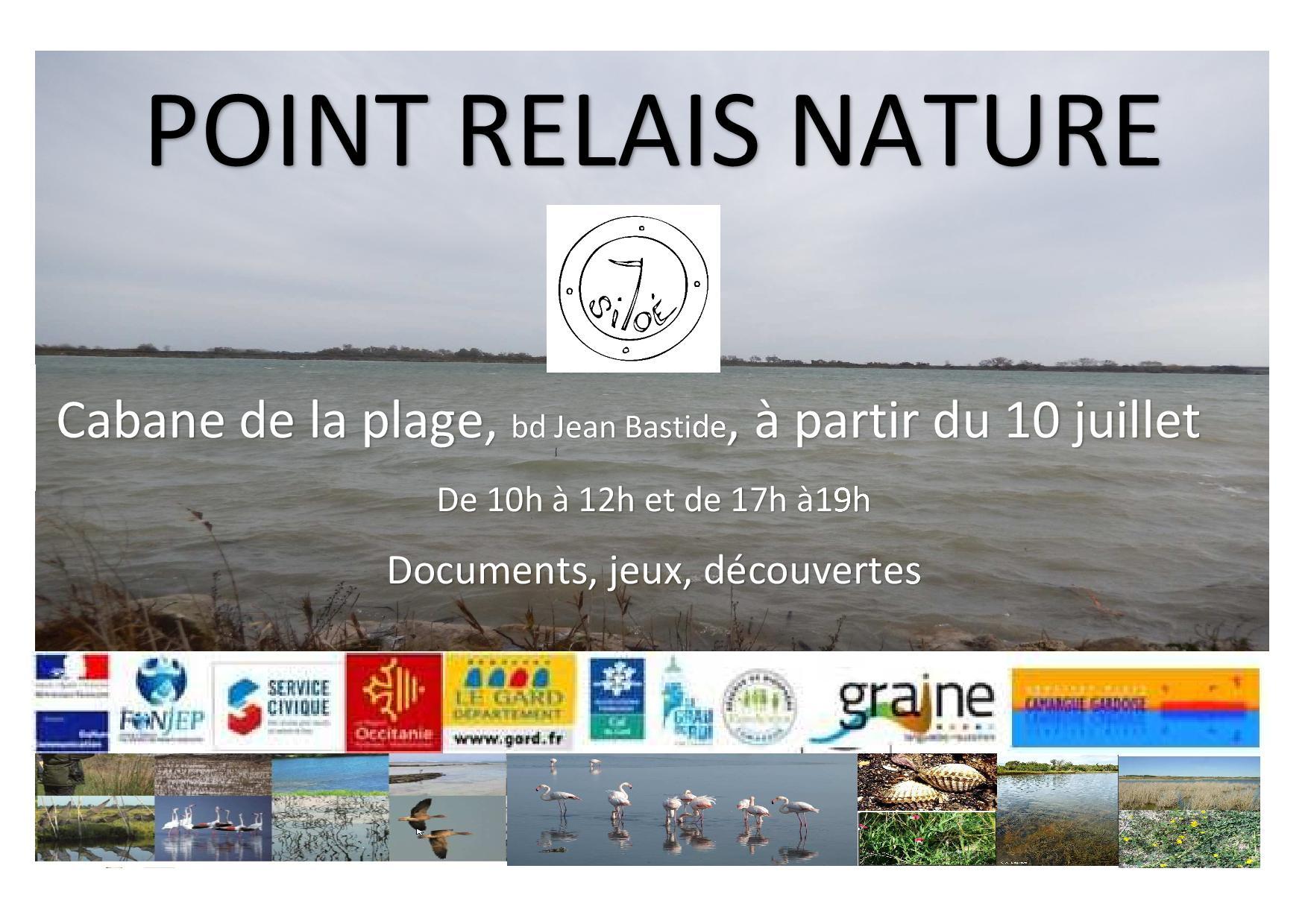 Point relais nature silo - Point relais temps l ...